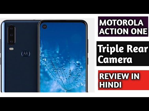 Motorola Action One | Motorola Action One Review